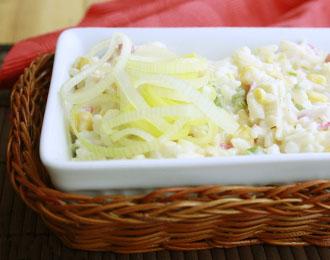 Salad – Russian restaurant CCCP